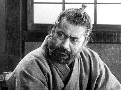 Kurosawa's last black and white film is a great one!