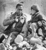 The second of Rossellini's War Trilogy
